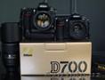 Nikon D700 Цифровые зеркальные фотокамеры  Nikon AF-S VR 24-120mm
